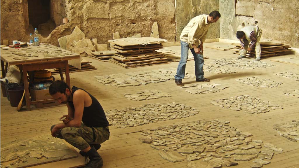 Fitting together the pieces of Ephesus